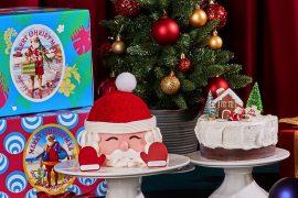 サンタクロース・ケーキ シリーズ
